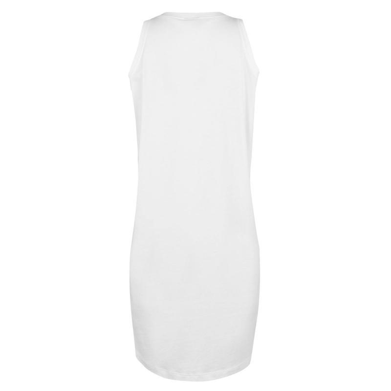 Šaty Champion Sleeveless Tape Dress WHT WW001