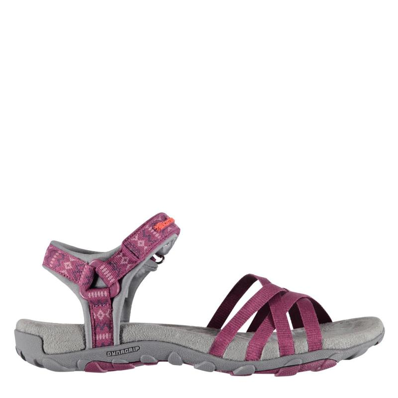 Karrimor Salina Ladies Walking Sandals Raspberry