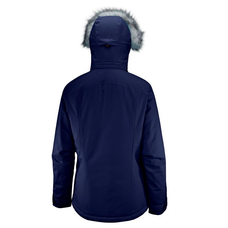 Salomon Rise Ski Jacket Ladies Navy