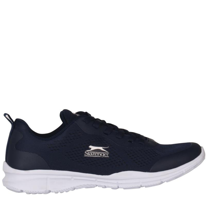 Slazenger Jigsaw Trainers Mens Navy