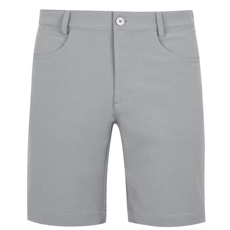Calvin Klein Golf 4 Way Stretch Shorts Silver