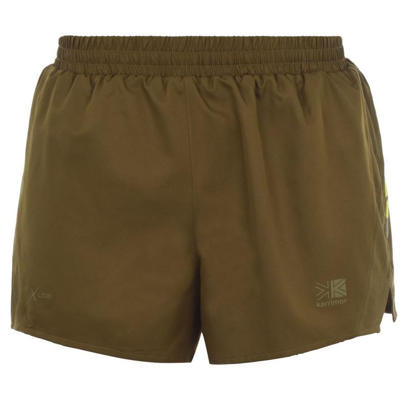 Karrimor 3inch Shorts Mens Dark Olive