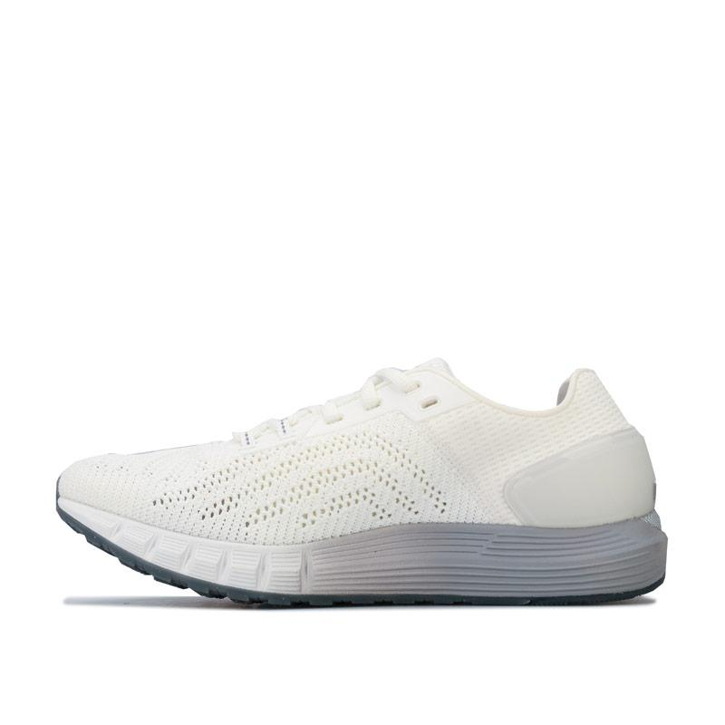 Under Armour Mens HOVR Sonic 2 Running Trainers White