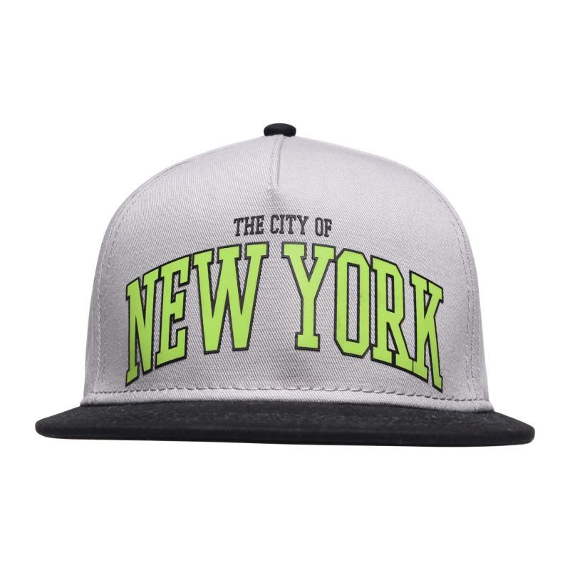 No Fear City Snap Back Junior New York
