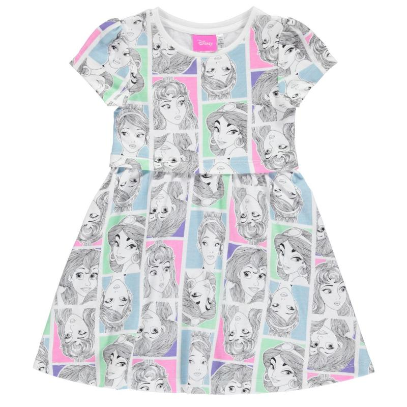 Šaty Character Jersey Dress Infant Girls Disney Princess
