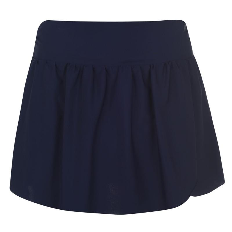 Full Circle Swim Skirt Womens Navy