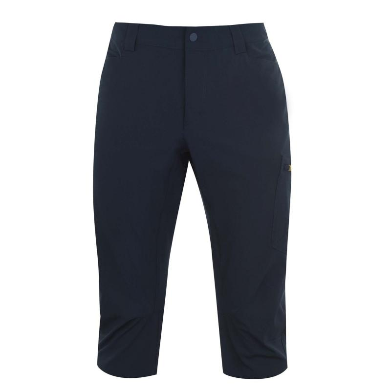 Millet Wanaka Three Quarter Walking Trousers Mens Orion Blue