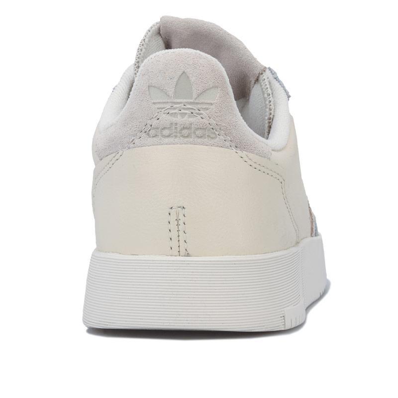 Adidas Originals Womens Supercourt Trainers Off White