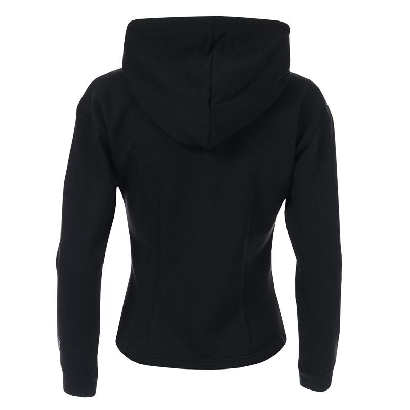 Mikina s kapucí Adidas Originals Womens TLRD Hoody Black