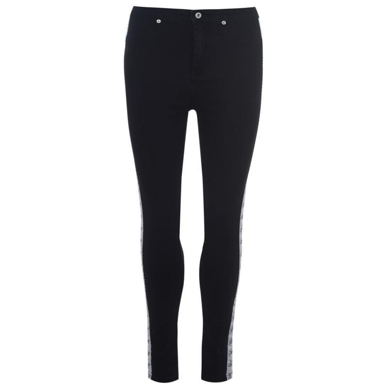 Hardcore Brooklyn Jeans Plush Black