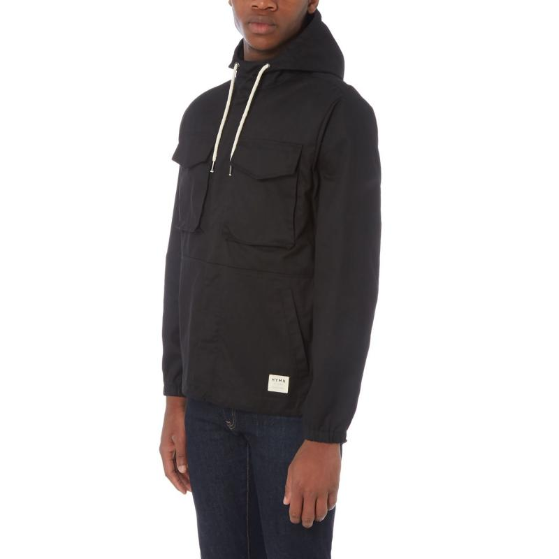 Hymn Field Jacket BLACK
