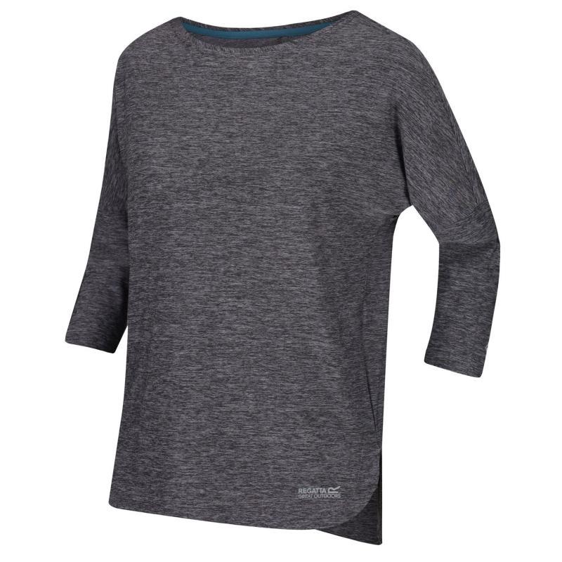 Regatta Pulser T Shirt Black 800