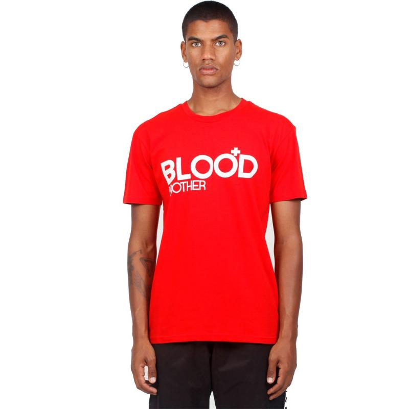 Tričko Blood Brother Tee Red