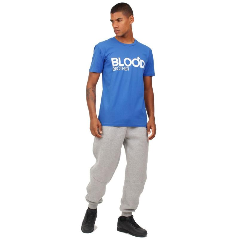 Tričko Blood Brother Tee Blue