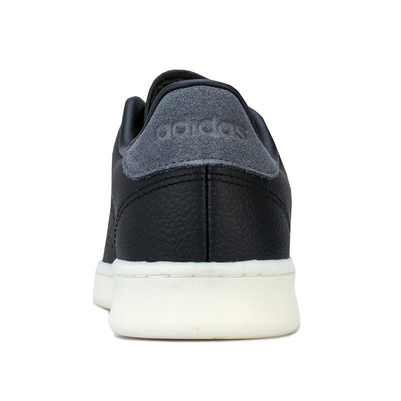 Adidas Mens Advantage Trainers Black