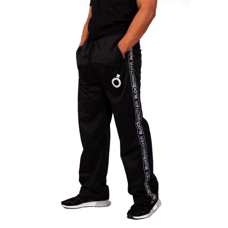 Tepláky Blood Brother Poppa Track Pants Black