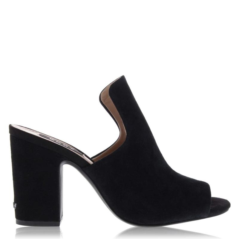 Obuv DKNY Hester Heels BLK Black
