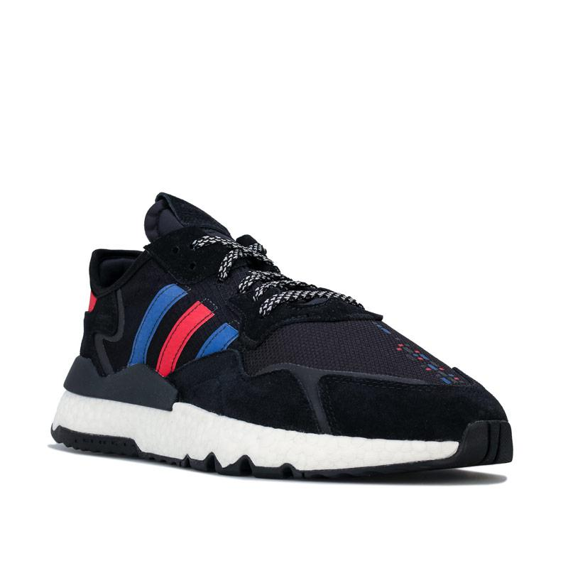 Boty Adidas Originals Nite Jogger Trainers Black