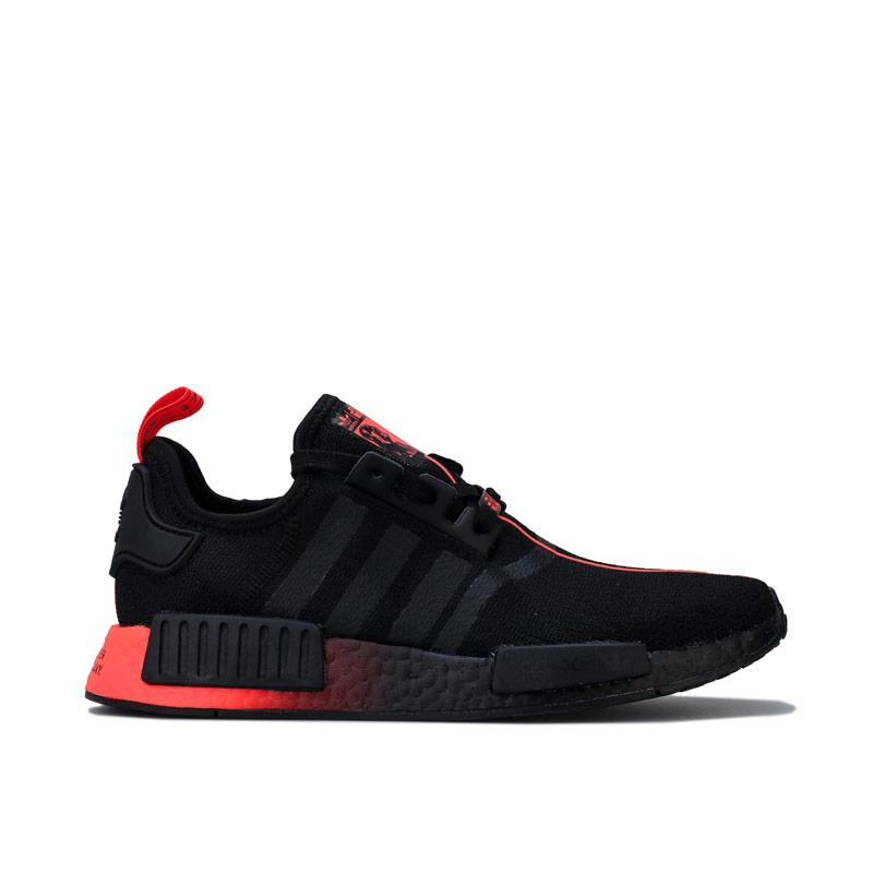 Boty Adidas Originals NMD_R1 Star Wars Trainers Black Red
