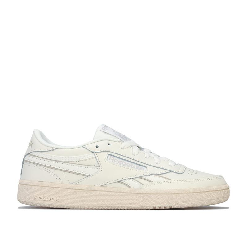 Reebok Classics Womens Club C Revenge Trainers Chalk