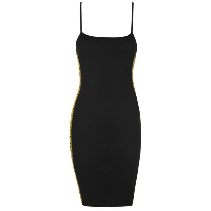 Šaty Presidents Club Omega Dress Black