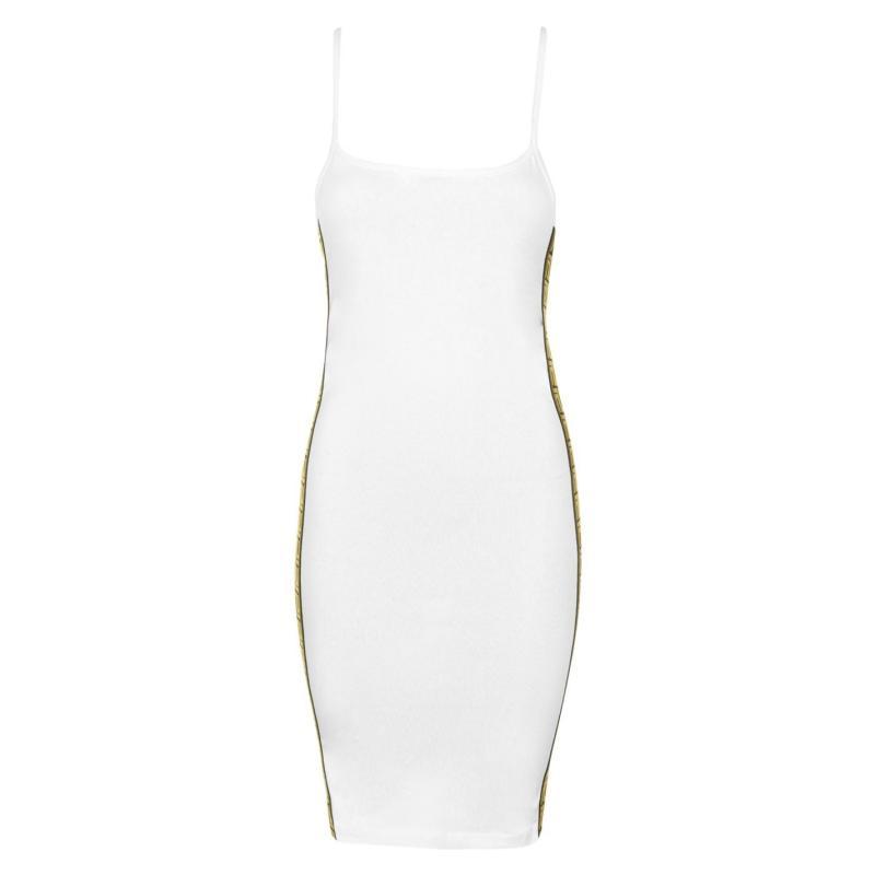 Šaty Presidents Club Omega Dress White