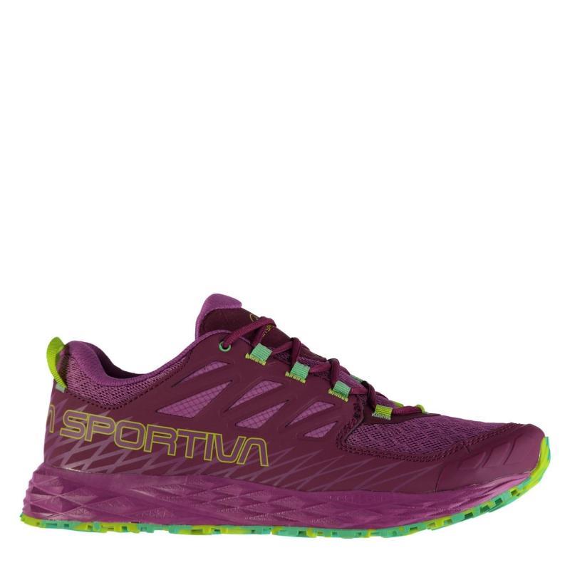 La Sportiva Lycan Ladies Trail Running Shoes Purple Plum