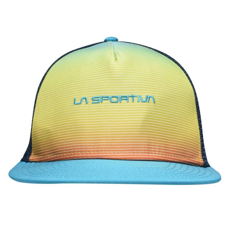 La Sportiva Trucker Cap Blue/Green