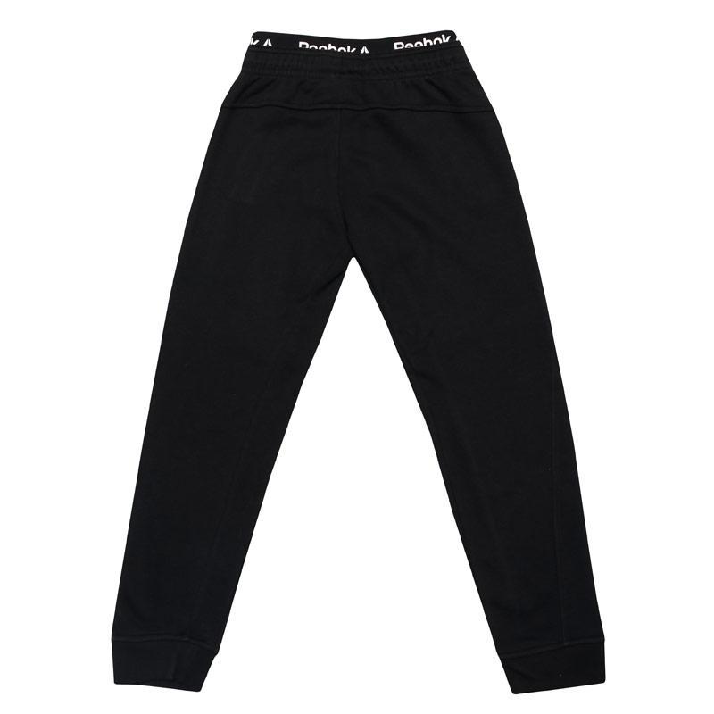 Kalhoty Reebok Infant Boys Essential Training Pants Black