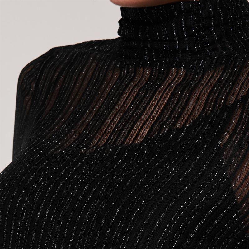 Košile Vero Moda Jen Blouse Black