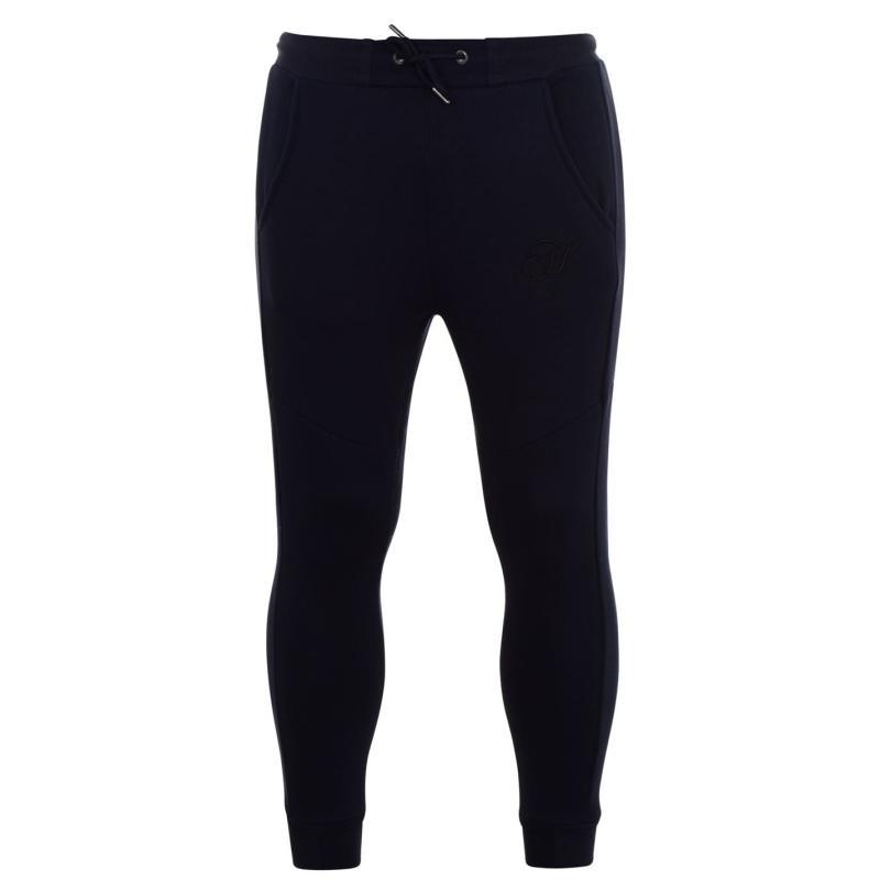 Tepláky Hardcore Krome Jogging Pants Navy