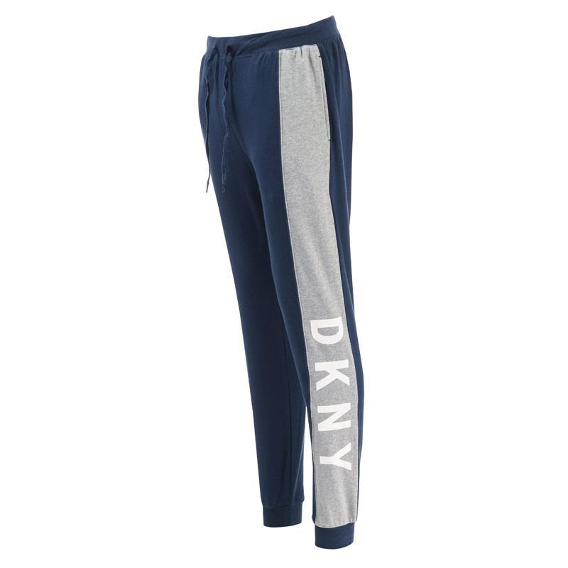 Pyžamo Dkny Mens Broncos Jersey Lounge Pants Navy