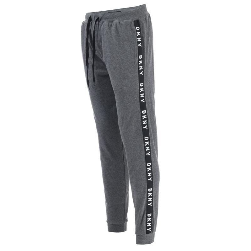 Pyžamo Dkny Mens Chiefs Jersey Lounge Pants Charcoal