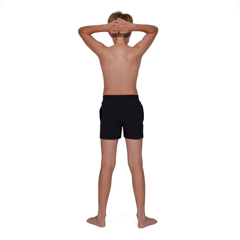 Plavky Speedo Leisure Shorts Kids Black