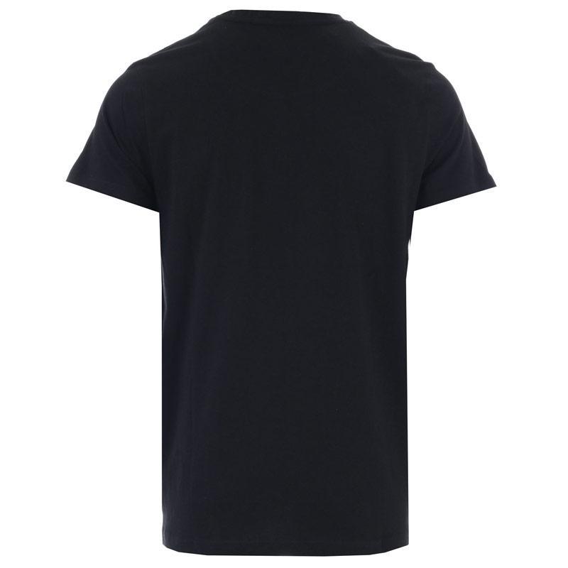Tričko Weekend Offender Mens Lucca T-Shirt Black
