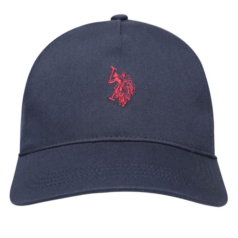 US Polo Assn Baseball Cap Navy Blazer