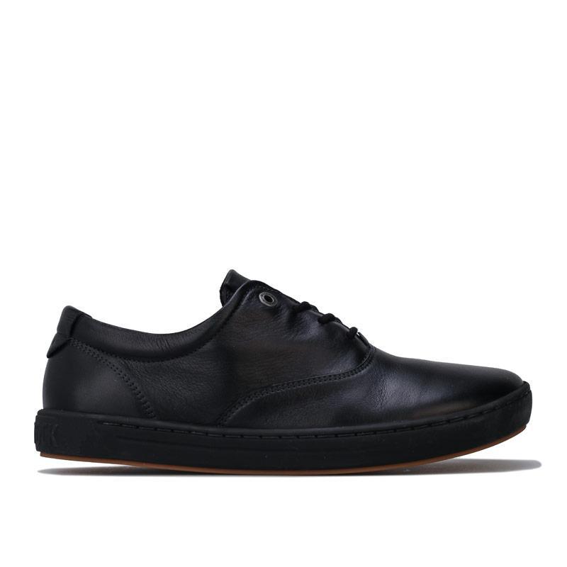 Birkenstock Womens Belo Leather Shoes Regular Black