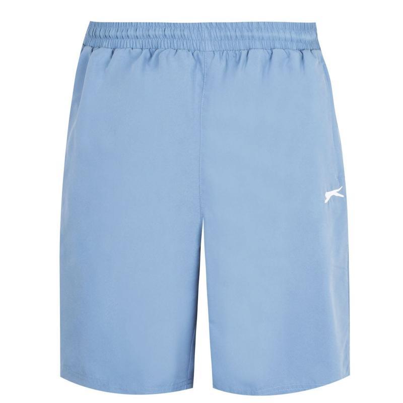 Slazenger Woven Shorts Mens Denim Marl
