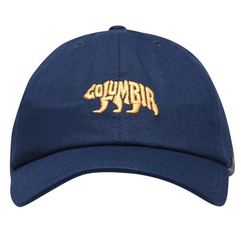 Columbia Youth Cap Juniors Collegiate Navy