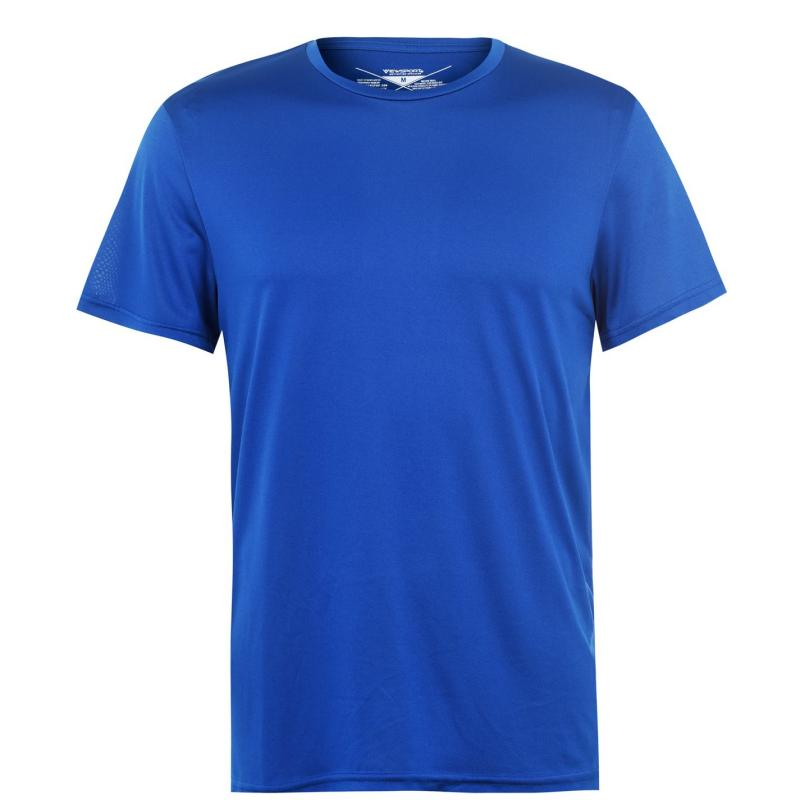 Tričko Iron Man Jersey T Shirt Mens Blue