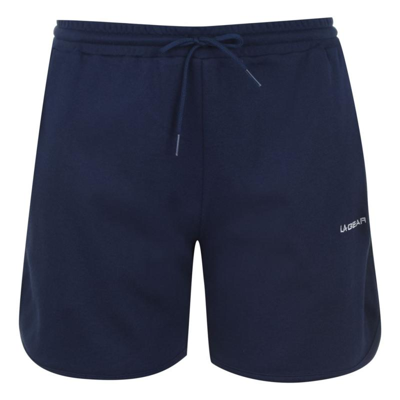LA Gear Lightweight Shorts Ladies Navy
