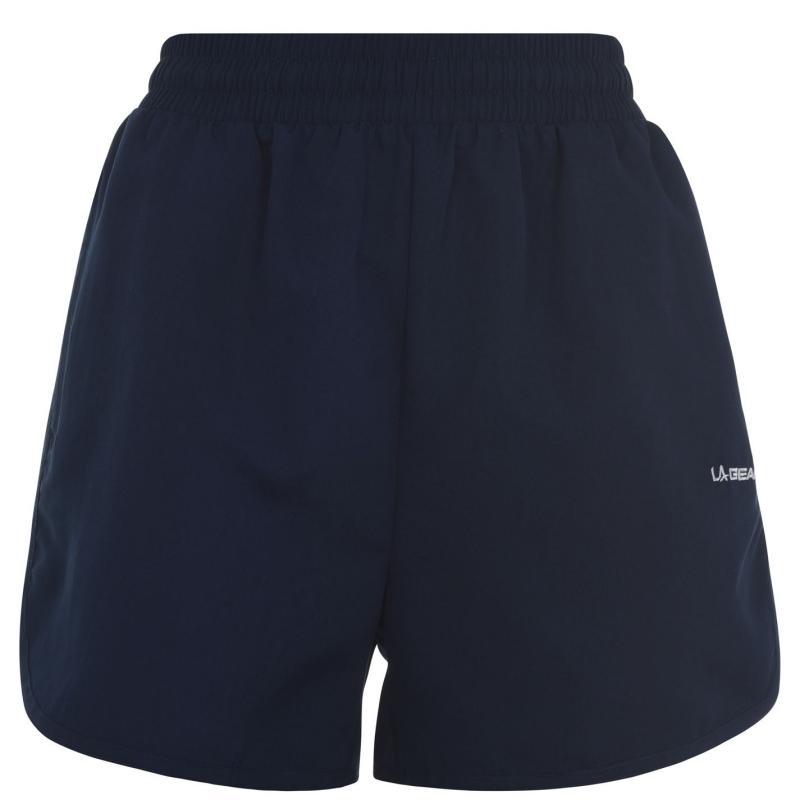 LA Gear Woven Shorts Womens Navy