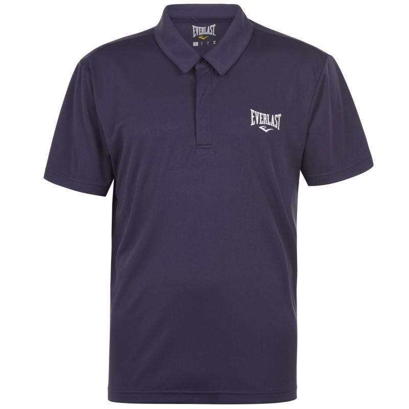 Everlast Classic Polo Steel Grey