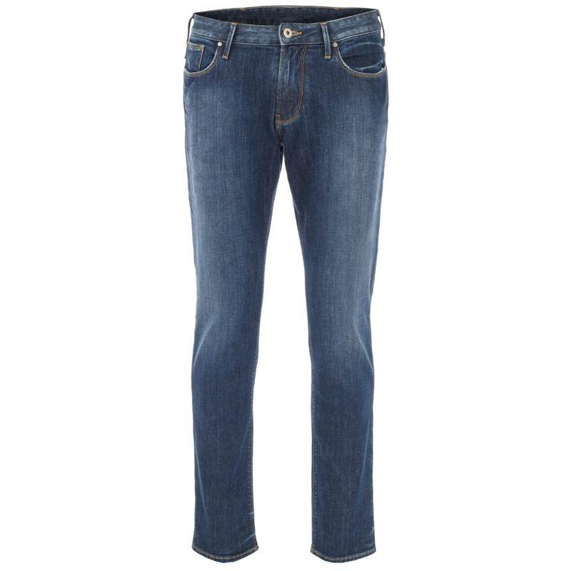 Armani Mens J06 Jeans Denim