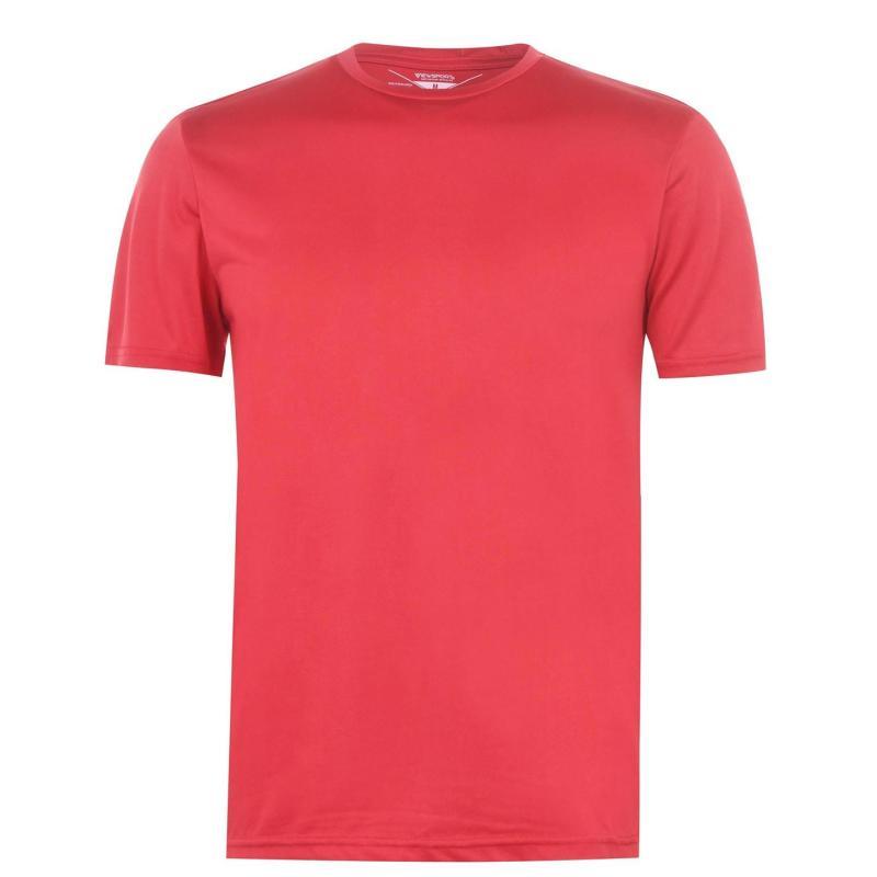 Tričko Iron Man Jersey T Shirt Mens Red