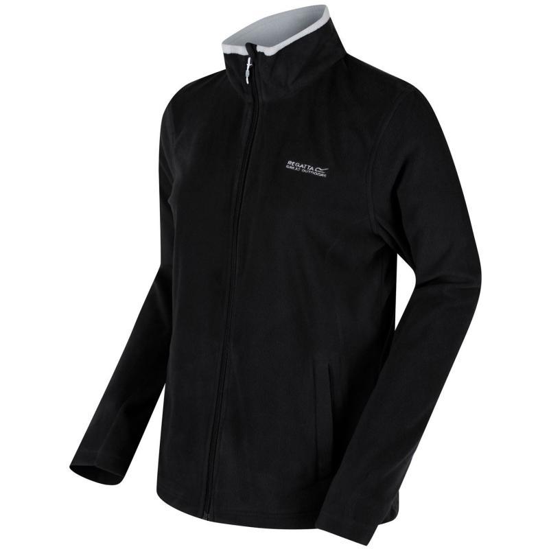 Mikina Regatta Clemance II Jacket Black/LghtSteel