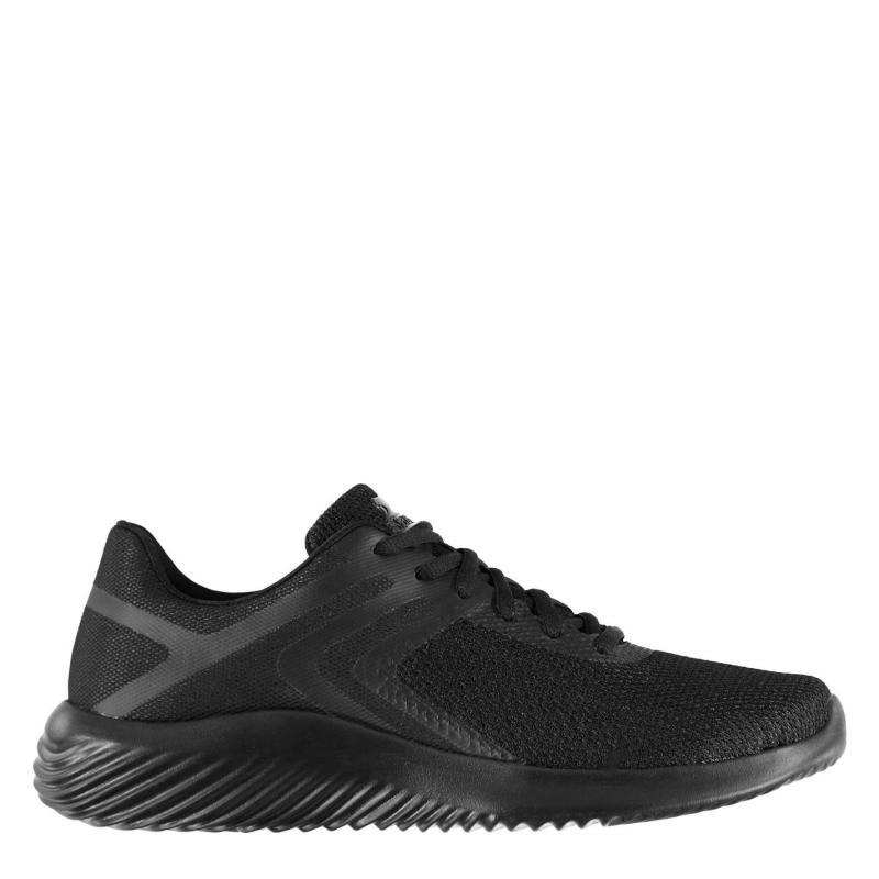 Slazenger Evolve Trainers Ladies Black/Black