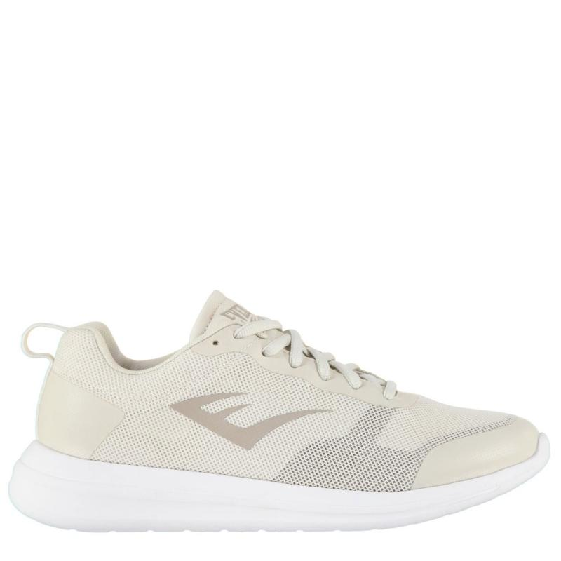 Everlast Eve Trainers Mens Beige/White