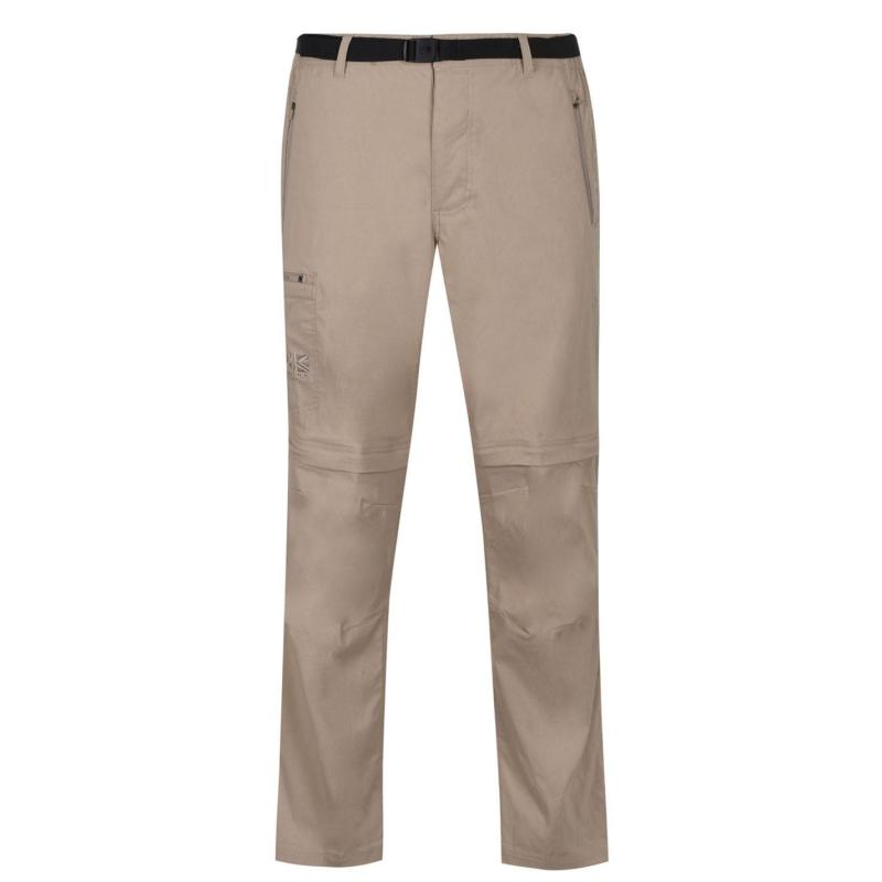 Karrimor Panther Convertible Trousers Mens Beige
