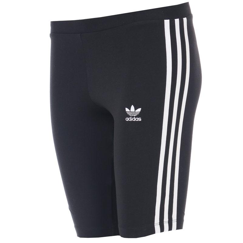 Adidas Originals Womens Cycling Shorts Black